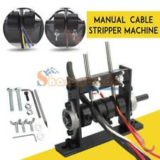 1-30mm Scrap Cable Peeling Stripper Fixture Manual Copper Wire Stripping Machine