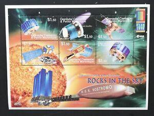 GRENADA -,Cosmonautics,1M/Sh.MNH**, GG 015