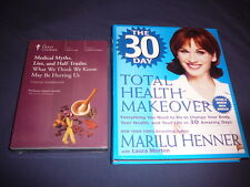 Teaching Co Great Courses DVDs    MEDICAL MYTHS  LIES HALF TRUTHS    new + BONUS