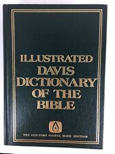 ILLUSTRATED DAVIS DICTIONARY OF THE BIBLE 1973 HB Old-Time Gospel Hour Edition