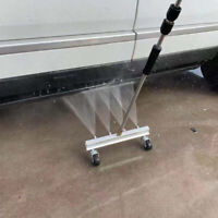 High Pressure Car Washer Cleaner with 4 Spray Nozzle Under Body Chassis Washer