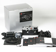 In stock New Leica M10 Digital Rangefinder Camera Silver 20001 w/1-year warranty
