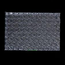 """105 PCS Clear Bubble Envelopes Wrap Bags 3"""" x 5""""_80 x 125mm_Open End"""