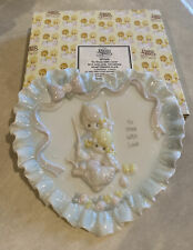 "Precious Moments ""To Thee With Love� Vintage 1993 - Collectors Plate"