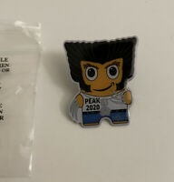 Amazon Peccy WOLVERINE Pin - Peak 2020, Marvel, X-Men, Logan, VHTF (NEW)