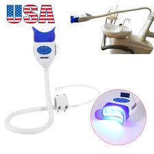USA Dental Teeth White Light Cold LED Lamp Bleaching Accelerator Holding Holder