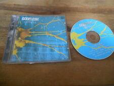 CD Metal Godflesh - Selfless (11 Song) EARACHE RECORDS jc