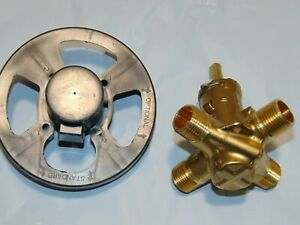 Moen Shower Tub Faucet Rough In 1016P Cartridge 82510 Valve posi-temp NEW