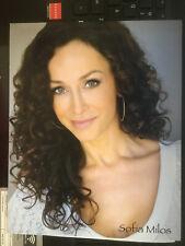 Sofia Milos #3 original headshot photo with credits, training & skills