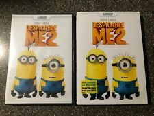 Despicable Me 2 (DVD, 2013) Factory Sealed - Free Shipping