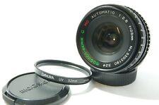 Lens Maginon serie G MC 28mm 2.8 m42 screw mount ref. 342111