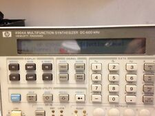 HP 8904A Multifunction Synthesizer