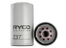 Ryco Oil Filter Z37 - For Toyota Celica RA23 RA28 RA40 HILUX RN41 - BOX OF 4