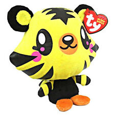 TY Beanie Baby - JEEPERS the Snuggly Tiger Cub (Moshi Monster Moshling -UK Excl)