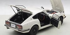 Autoart 1969 NISSAN FAIRLADY Z432 WHITE in 1/18 Scale. New Release! In Stock!