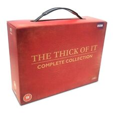 The Thick Of It Season 1+2+3+4 Complete BBC TV Series Box Set R4