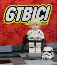 LEGO STAR WARS  MINIFIGURA  `` LUKE - STORMTROOPER ´´  Ref 75159  100X100 LEGO