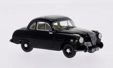 wonderful BOS-modelcar HANOMAG PARTNER COUPE 1951- black  - 1/43 - ltd.ed.500