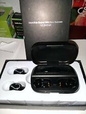 Invisible Super Mini Headphones V5.0 + EDR New Open Box