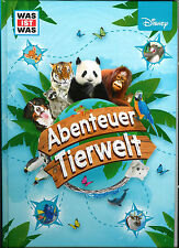 REWE / WWF Abenteuer Tierwelt  - 25 Päckchen - 125 Bilder - NEU + OVP