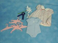 Vogue 1990's Ginny Doll clothing and accessories for modern HP Ginny