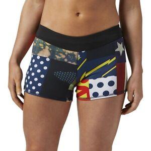 Reebok CrossFit Women's BOOTIE SHORT Shorts BQ7388