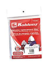 Koblenz Wet / Dry Vacuum Cleaner Filter Bags 45-0389-2