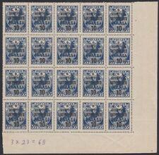RUSSIA, 1932. Philatelic Exchange  PE28 Block 20 , Mint **