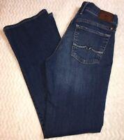 Lucky Brand Sweet n Low WOMEN'S blue jeans size 4/27 Straight Leg
