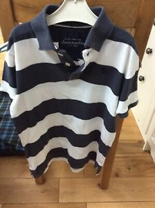 Boys Abercrombie + Fitch Polo Shirt Small