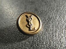 RARE NO PINS PIN'S - BOUTON BRONZE NEUF 1990 YSL - YVES SAINT LAURENT - PARFUMS