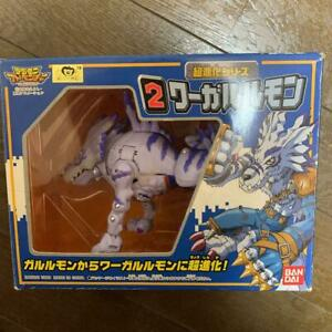 Digimon WereGarurumon Evolution Action Figure Bandai Japan 1999