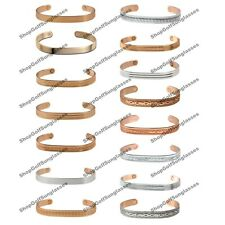 Sabona Copper Silver Magnetic Wristband Bracelets - Choose your Style