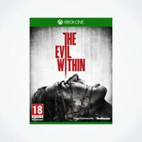 THE EVIL WITHIN - Standard Edition sur XBOX ONE / Neuf / Sous Blister / VF