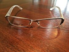 Smith Optics Rx Prescription Eyeglass Frames Flirt Silver Pearl
