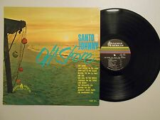 Santo & Johnny INSTRUMENTAL TEEN LP(CANADIANAMERICANCALP1011) Off Shore NM- MONO