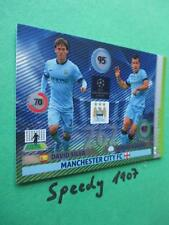 Champions League 2015 Double Trouble manchester city Panini Adrenalyn 14 15