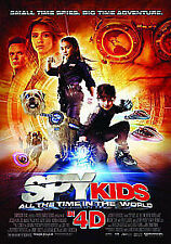 Spy Kids 4 - All the Time in the World Blu-Ray (2011) Jessica Alba, Rodriguez