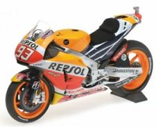 Motos miniatures en plastique MINICHAMPS