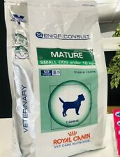 ROYAL CANIN VETERINARY DIET DOG SENIOR CONSULT MATURE SMALL DOG 3.5KG