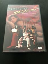 "FRUITS OF PASSION - THE STORY OF ""O"" CONTINUED DVD KLAUS KINSKI"