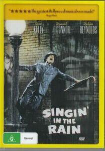 Singin' In The Rain DVD Gene Kelly New and Sealed Australia