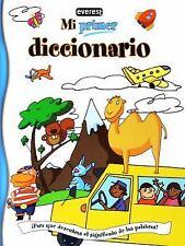 Mi Primer Diccionario (Spanish Edition) by Carmen Gutierrez