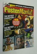 WIZARD POSTER MANIA 2 SPIDER MAN WOLVERINE X-MEN