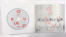 BTS O!URUL8,2? Album CD+ Photo Booklet + 1P On Pack Poster, No photocard