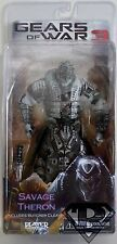 "SAVAGE THERON #1 Gears of War 3 Video Game 7"" Action Figure Series 3 Neca 2012"