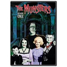 The Munsters - The Complete First Season (DVD, 2013) READ DETAILS SHIPS NEXT DAY