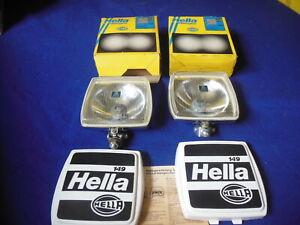 NOS Hella 149 Halogen Driving Lamp PR Porsche 911, Rally Cars Off Road VW Baja