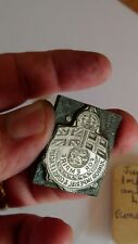 More details for original early 19th c. official letter  stamper. junior imperial & cons league.