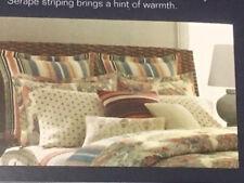 Chaps Home Euro Pillow Sham - Coral Sands